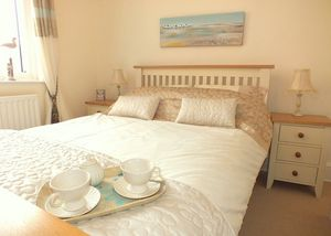 Ladder House Charmouth Bed & Breakfast Room 1